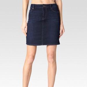 Paige Denim | Elaina Denim skirt
